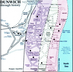 Dunwich Map