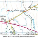 park lane map
